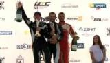 Пилот вернулся после выиграл второй этап чемпионата Украины отменить автогонкам в классе GT Open