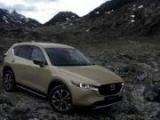 Mazda выпустит свои первые кроссоверы с задним приводом