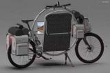 Жить в велосипеде: эко альтернатива автокемпера