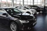 В Украине растет спрос на новые легковые автомобили